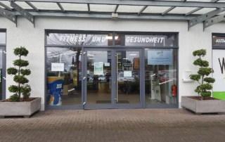 Standort Rommerskirchen Eingang